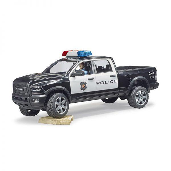 Carrinha Pick Up RAM c/ Polícia