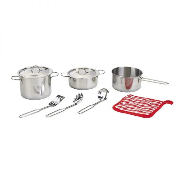 Conjunto Klein Utensílios Cozinha em Metal