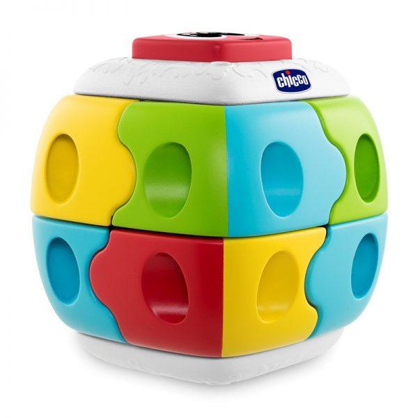 Cubo Q-Bricks 2 em 1