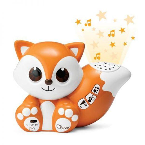Foxy Projetor Colorido