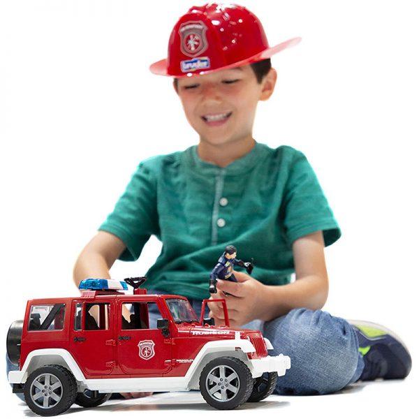 Jeep Wrangler Bombeiros