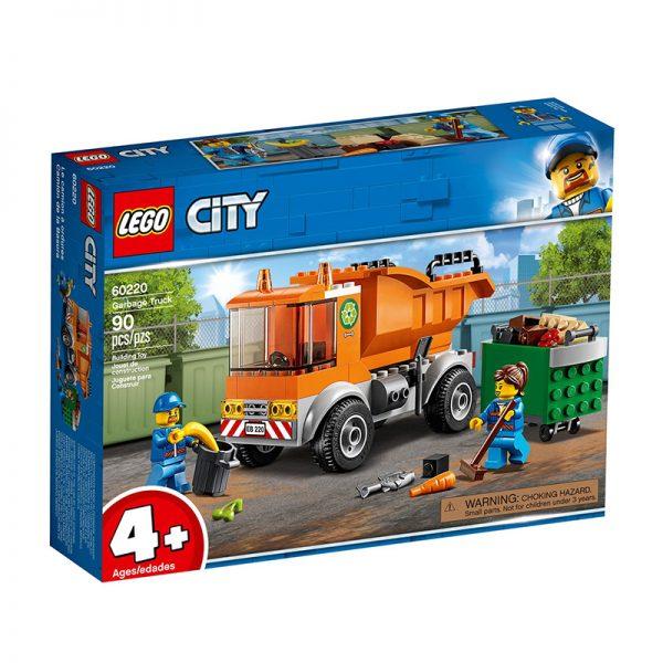 LEGO City – Camião do Lixo 60220