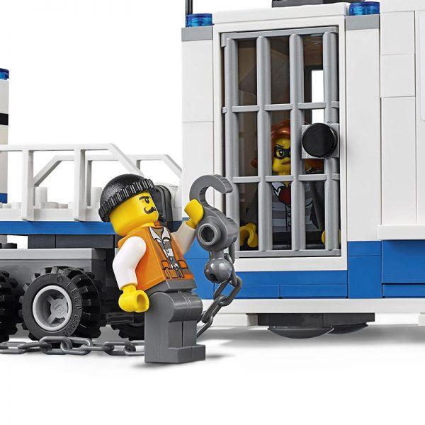 LEGO City – Centro de Comando Móvel 60139