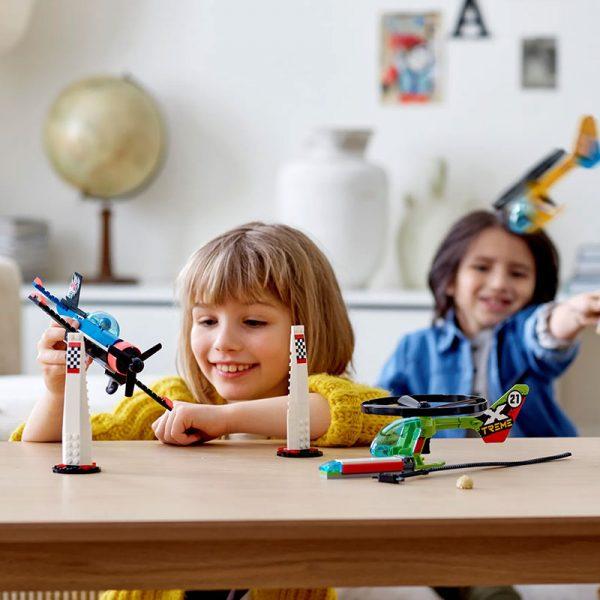 LEGO City – Corrida Aérea 60260