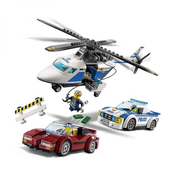 LEGO City – Perseguição Alta Velocidade 60138
