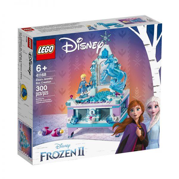 LEGO Disney Frozen II – Guarda Jóias Elsa 41168