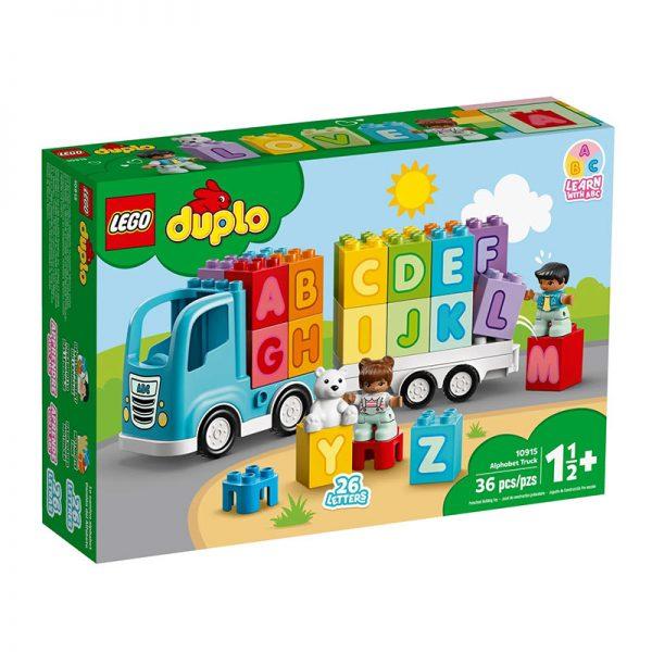 LEGO Duplo – Camião do Alfabeto 10915