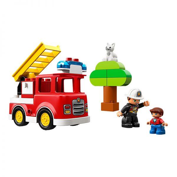 LEGO Duplo – Camião dos Bombeiros 10901
