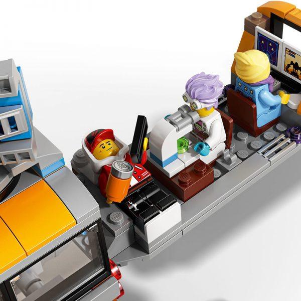 LEGO Hidden Side – Intercetor Paranormal 70423