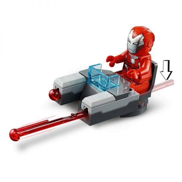 LEGO Iron Man Hulkbuster vs AIM Agent 76164