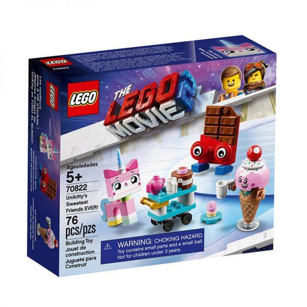LEGO Movie – Amigos Queridos de Sempre Unikitty 70822