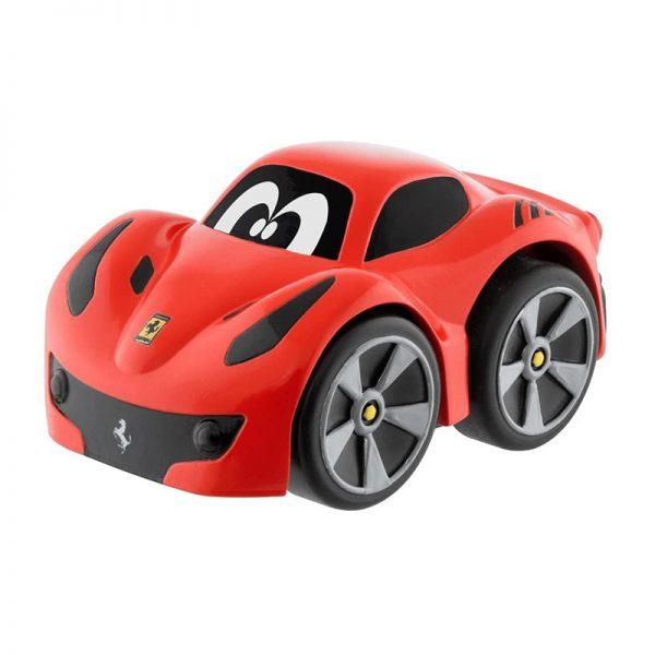 Mini Turbo Ferrari Vermelho