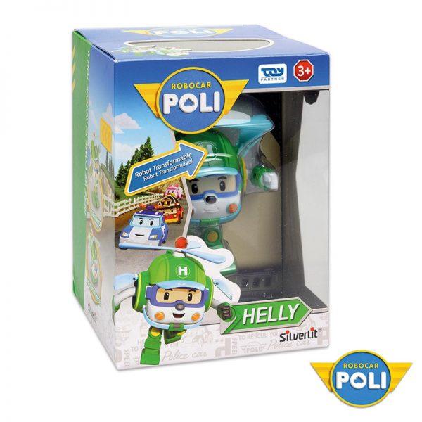 Robocar Poli – Robô Transformável Helly