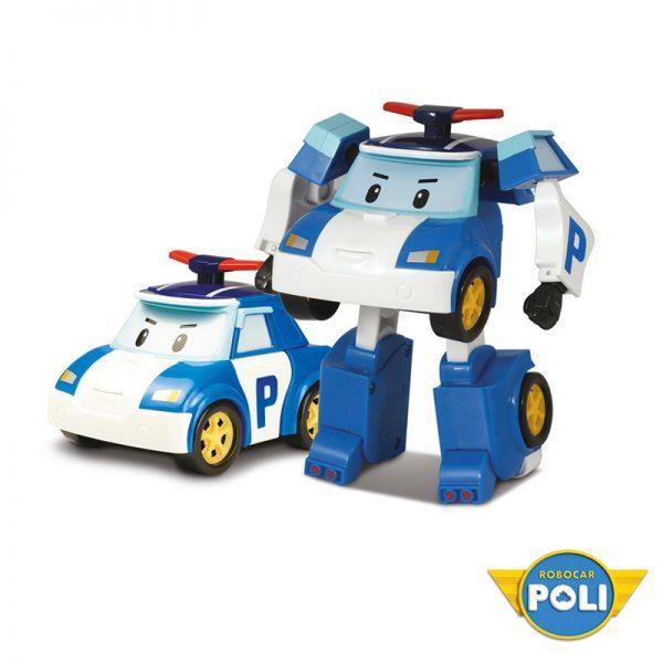 Robocar Poli – Robô Transformável Poli