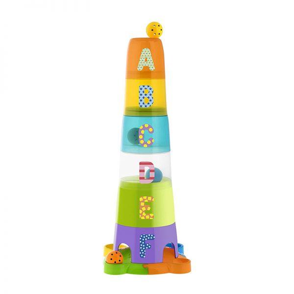 Torre Colorida