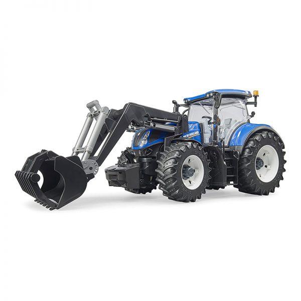 Trator New Holland T7315 c/ Pá