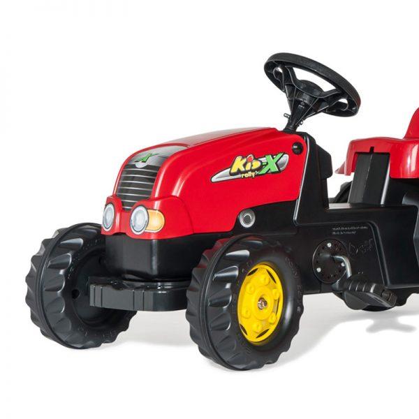 Trator RollyKid-X + Reboque