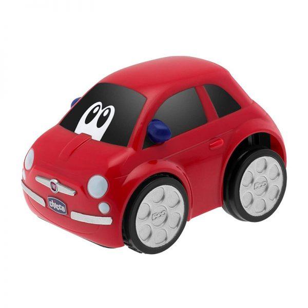 Turbo Touch Fiat 500 Vermelho