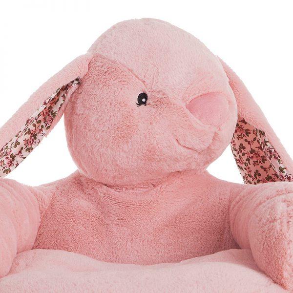Assento Coelhinha Rosa
