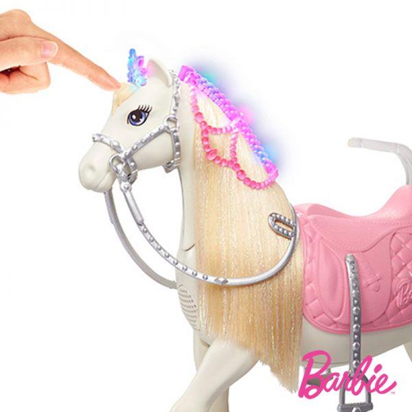 Barbie Boneca e Cavalo de Princess Adventure