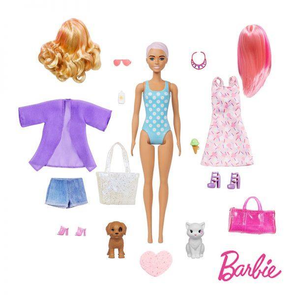 Barbie Color Reveal Ultimate Surprise
