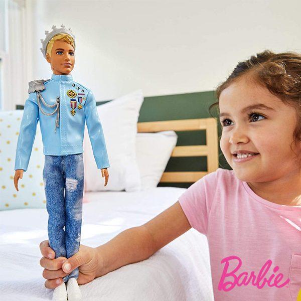 Barbie Príncipe de Princess Adventure
