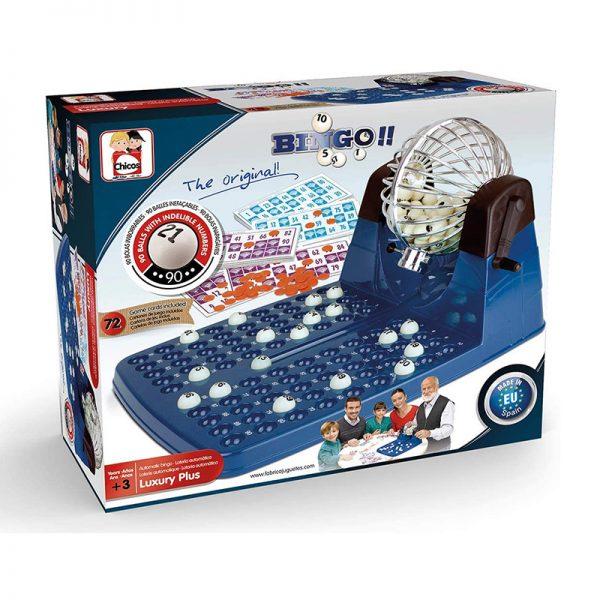 Bingo XXXL – 72 Cartões