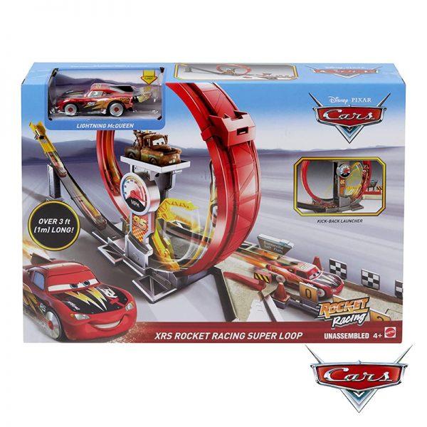 Cars Pista Super Looping XRS