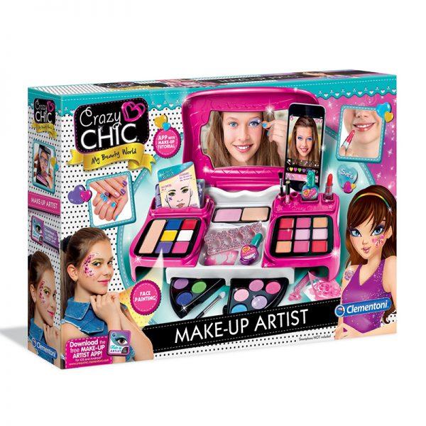 Crazy Chic – Make Up de Artista