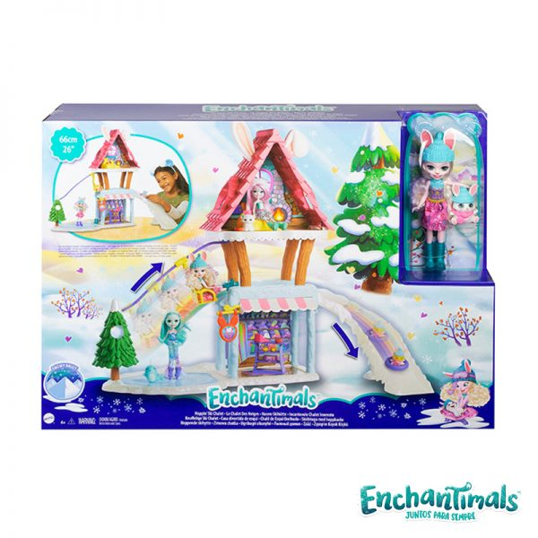 Enchantimals Chalet de Ski