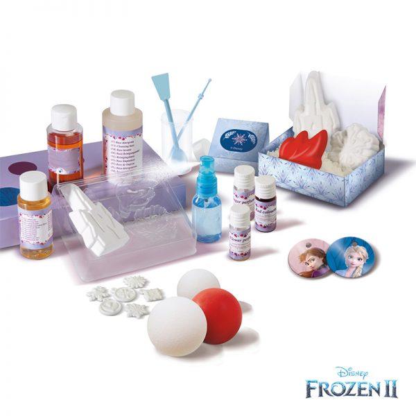 Frozen II – Laboratório de Beleza Elsa