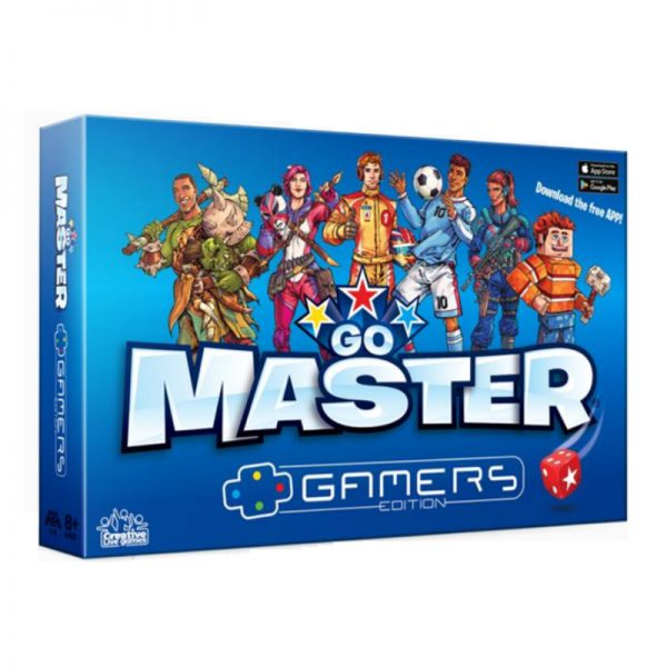 Go Master Gamers Edition
