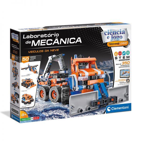 Laboratório de Mecânica – Veículos da Neve