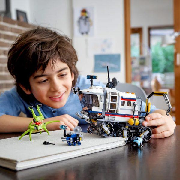 LEGO Creator – Carro Exploração Lunar 31107