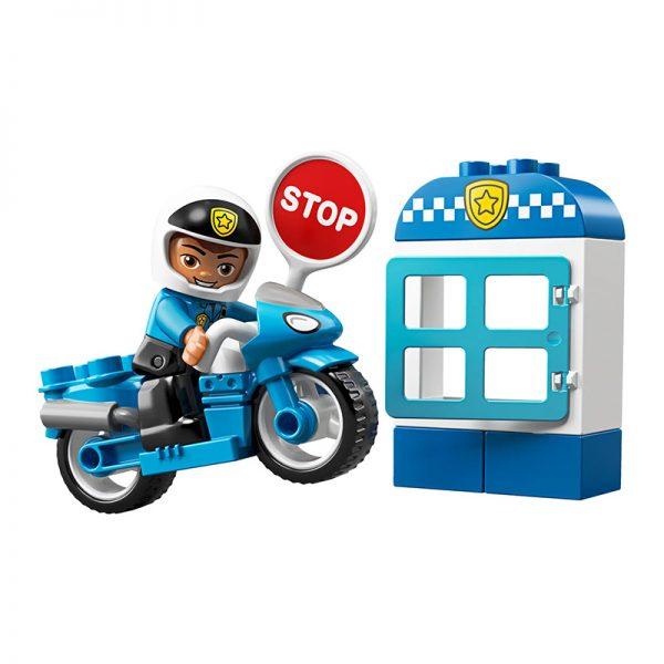 LEGO Duplo – Mota da Polícia 10900