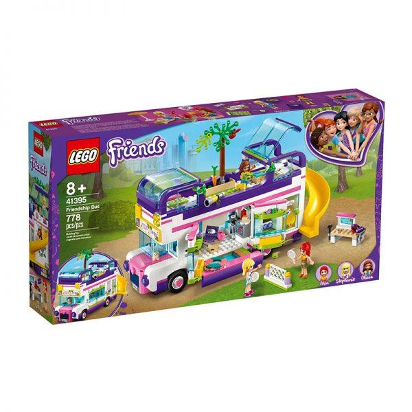 LEGO Friends – Autocarro da Amizade 41395