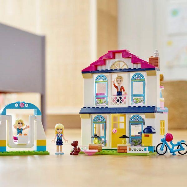 LEGO Friends – Casa de Stephanie 41398