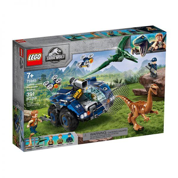 LEGO Jurassic World – Fuga de Dinossauros 75940
