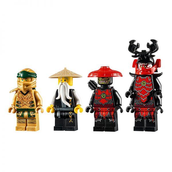 LEGO Ninjago – Robot Dourado 71702