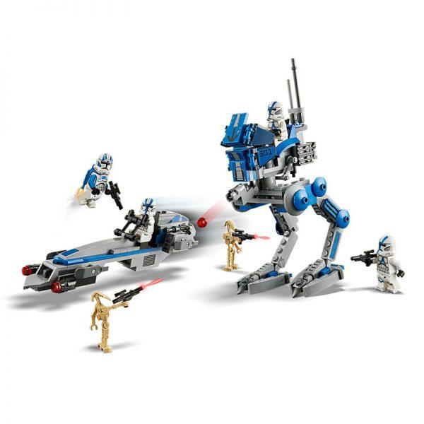 LEGO Star Wars – Soldados Clone 501ª Legião 75280