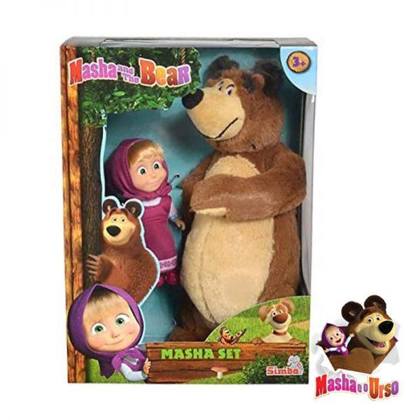Masha e o Urso Set