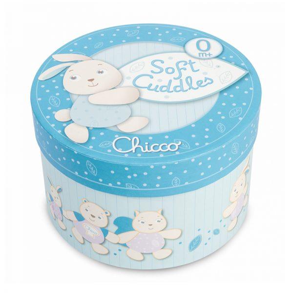 Peluche Chicco Soft Rena Azul