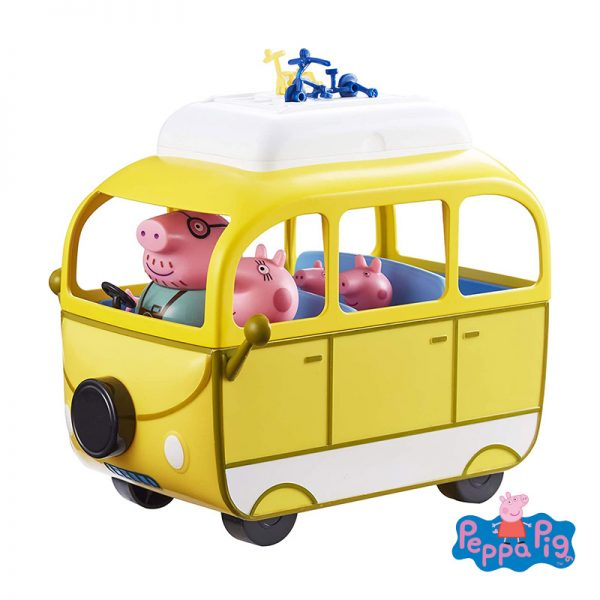 Peppa Pig – Autocaravana