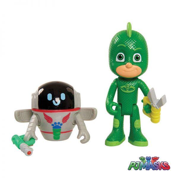 PJ Masks – Gekko e PJ Robot