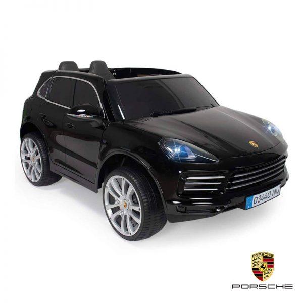 Porsche Cayenne S Black 12V c/ Controlo Remoto