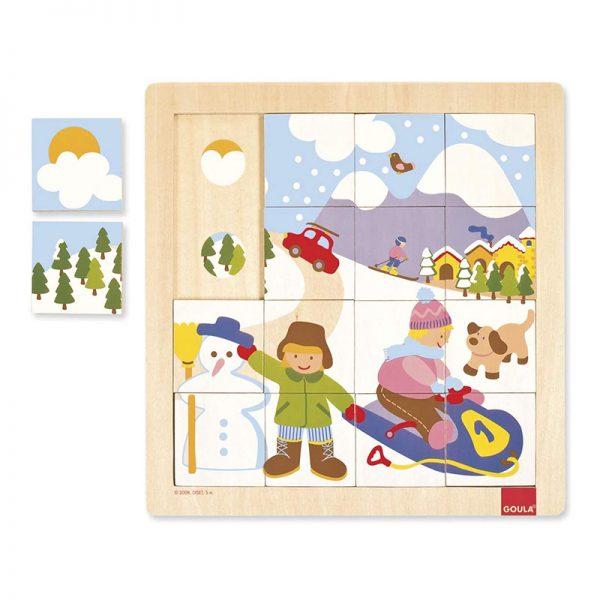 Puzzle Inverno