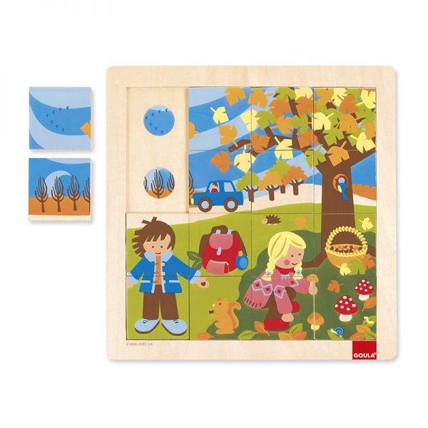 Puzzle Outono