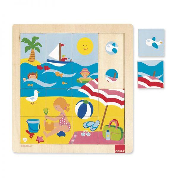 Puzzle Verão