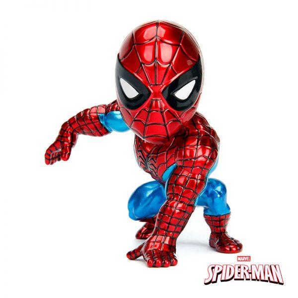 Spider-Man Clássico – Figura de Metal