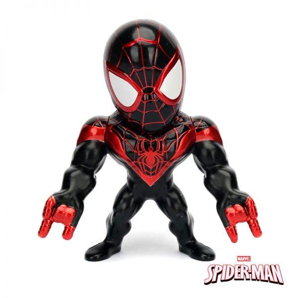 Spider-Man Miles Morales – Figura de Metal